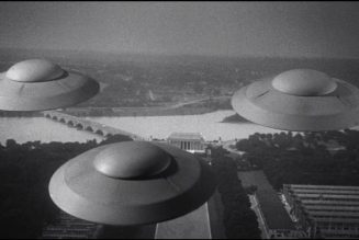 So, those U.S. Navy videos showing UFOs? I'm not saying it's not aliens. But it's not aliens…..