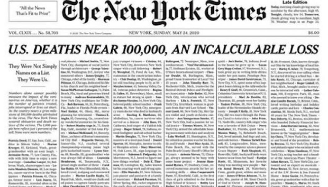 This is a news story: Shuttered churches fuel death of Catholic newspapers during pandemic…