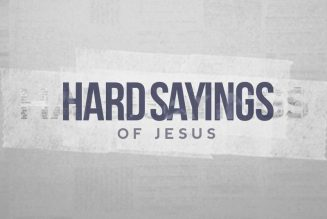 3 hard sayings of the Lord that irritate modern sensibilities…