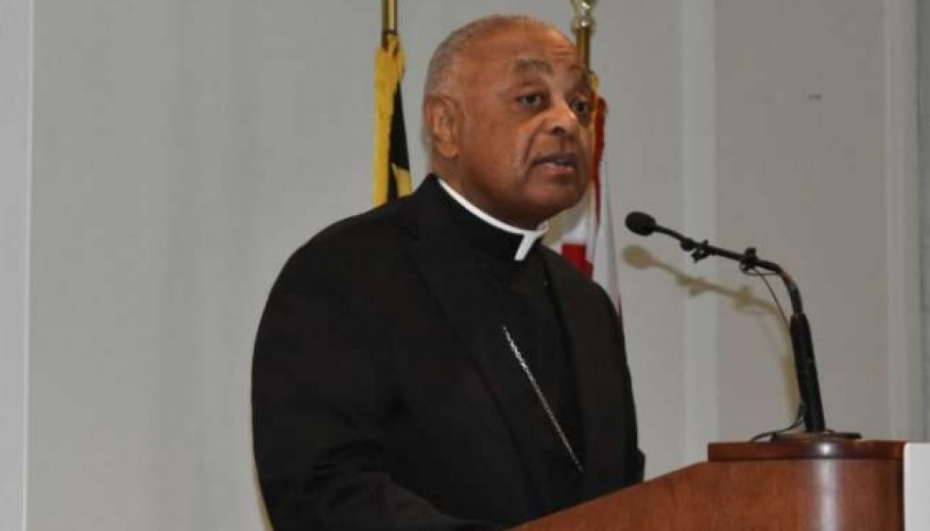 Archbishop Wilton Gregory invited to JPII Shrine Trump event days before public statement…