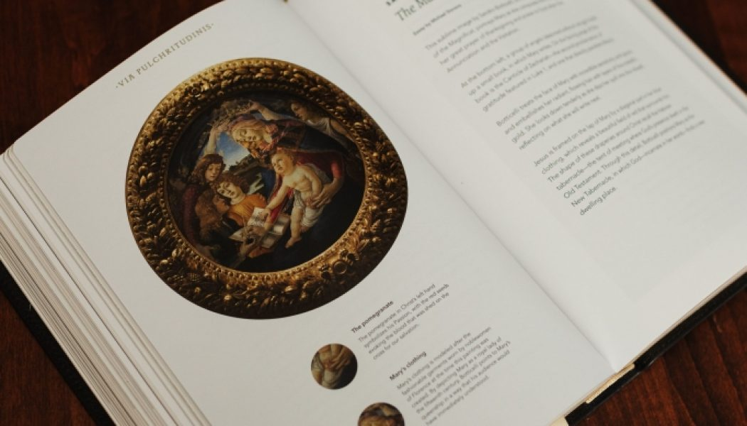 Bishop Robert Barron's new 'Word on Fire Bible' leads with beauty and user-friendly commentary…