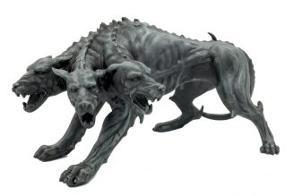 How Cerberus, the three-headed dog, is an allegory for what ails our culture…