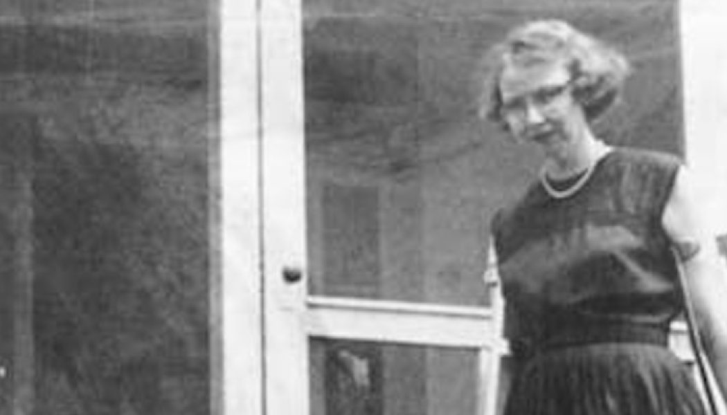 How Flannery O'Connor fought racism…