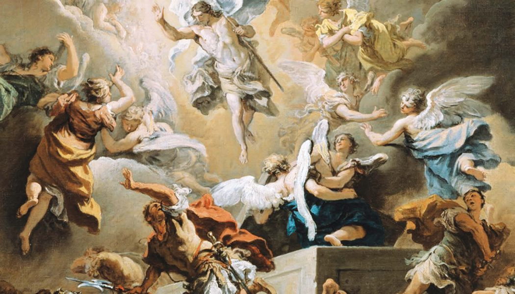 Scott Hahn: What does the Bible tell us about this coronavirus and God's punishment?