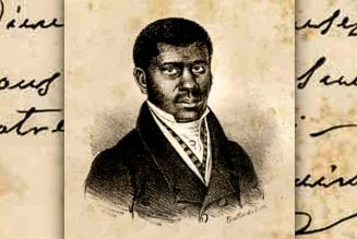 Ven. Pierre Toussaint, born a slave, model of charity, pray for us!…