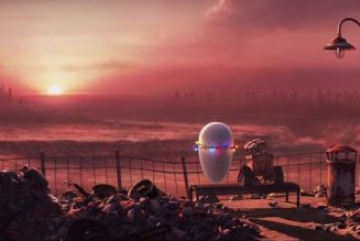 WALL-E was one of Pixar's biggest gambles — and it paid off…