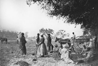 4 kinds of slavery the Civil War didn't end: Slavery to passion, fashion, custom, and error…