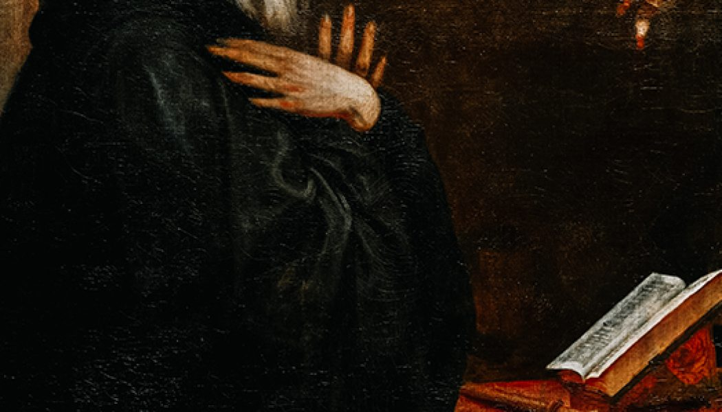 5 tips from St. Benedict on engaging online — because we'll get nowhere by daily riding each other's backs…