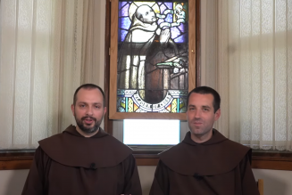 Are you weary of chatter about politics, pandemic and civil unrest? Then lift up your hearts, and listen to these young Catholics in the Colorado Rockies talk about prayer…..