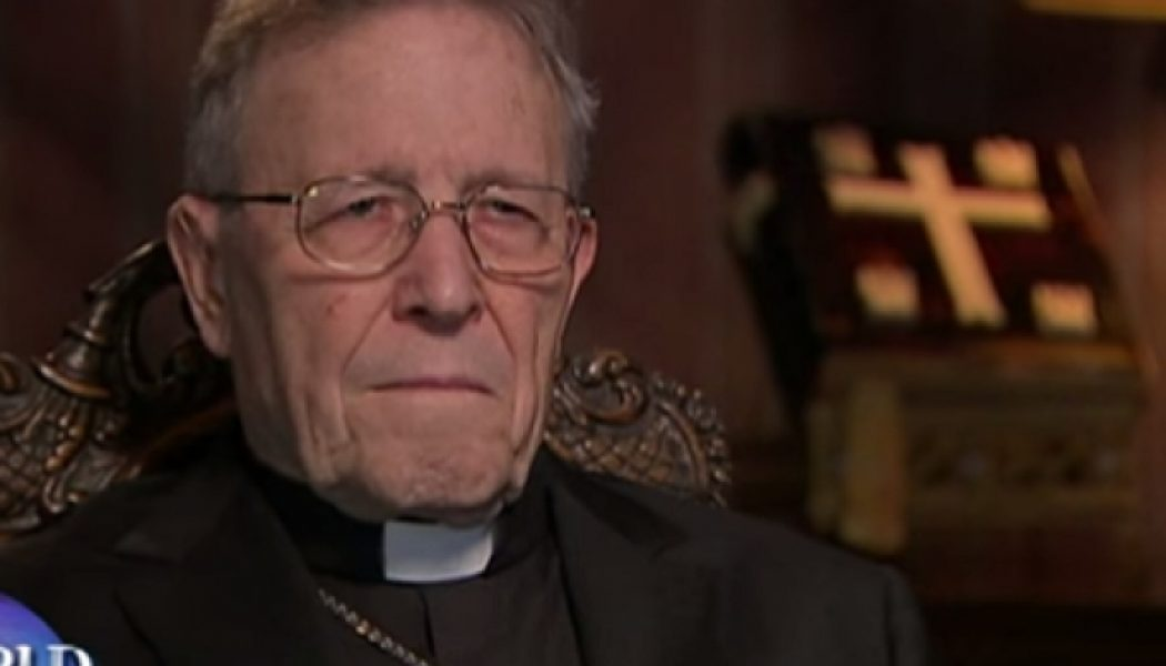 Cardinal Kasper defends Vatican instruction on parishes against German bishops who seek diminished role for priests…