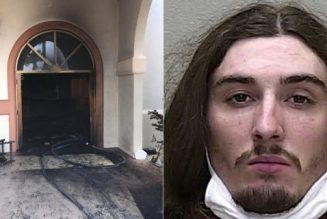 "Catholic churches burned, vandalized over weekend as police investigate — ""Where's the outrage?"" …"