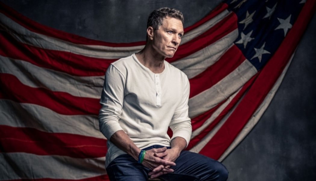 Country singer Craig Morgan encounters the Father, Son and Holy Ghost…