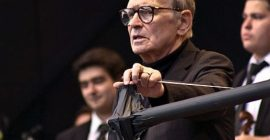 Ennio Morricone's Mission Accomplished…