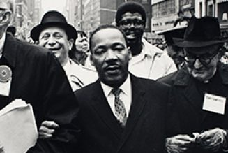 Martin Luther King and the religious motivation for social change…
