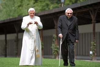 'My Brother, Benedict XVI' — A rare interview with Msgr. Georg Ratzinger…