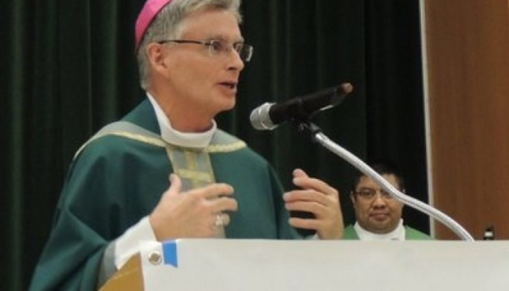 Spokane bishop responds to Catholic Charities racism video…