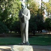 St. Junípero Serra statue destroyed at California state capitol…