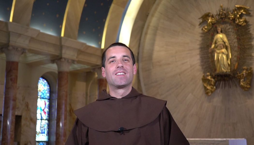 The Brown Scapular of Our Lady of Mt. Carmel, explained by a Discalced Carmelite priest…