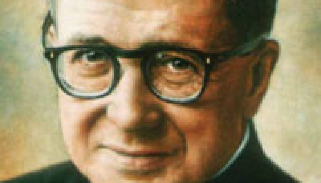9 quotes on work from Saint Josemaría Escrivá…