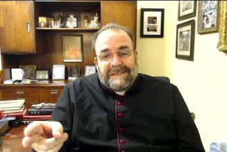 After WashPost attack and Twitter pile-on, COVID-recovering Msgr. Charles Pope sets the record straight…