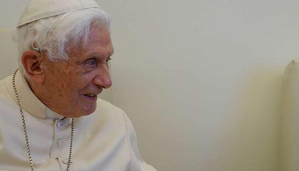 Benedict XVI's illness is 'subsiding,' says Archbishop Georg Gänswein…