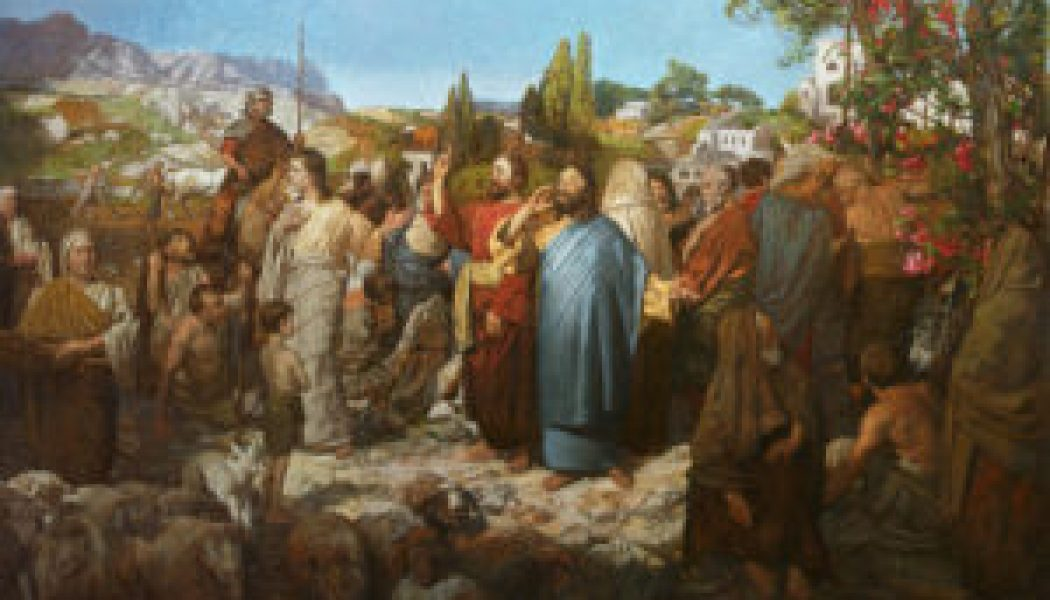 I got a robe! A teaching on one of the most shocking parables Jesus ever told…..