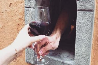 "Italy's ""wine windows,"" used during the plague, reopen for contactless food and alcohol sales…"