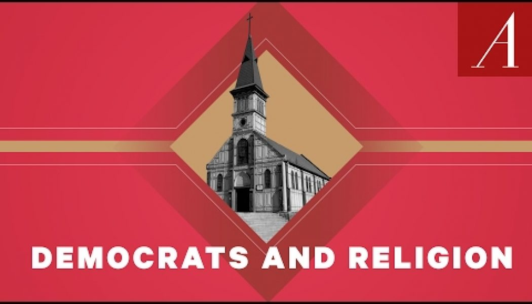 People keep asking: Why does press say 'religious left,' as opposed to 'Religious Left?'…