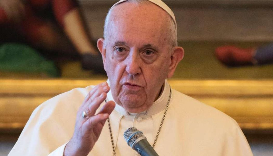 Pope's Wednesday audience: 'Human dignity has serious social, economic, political implications'…