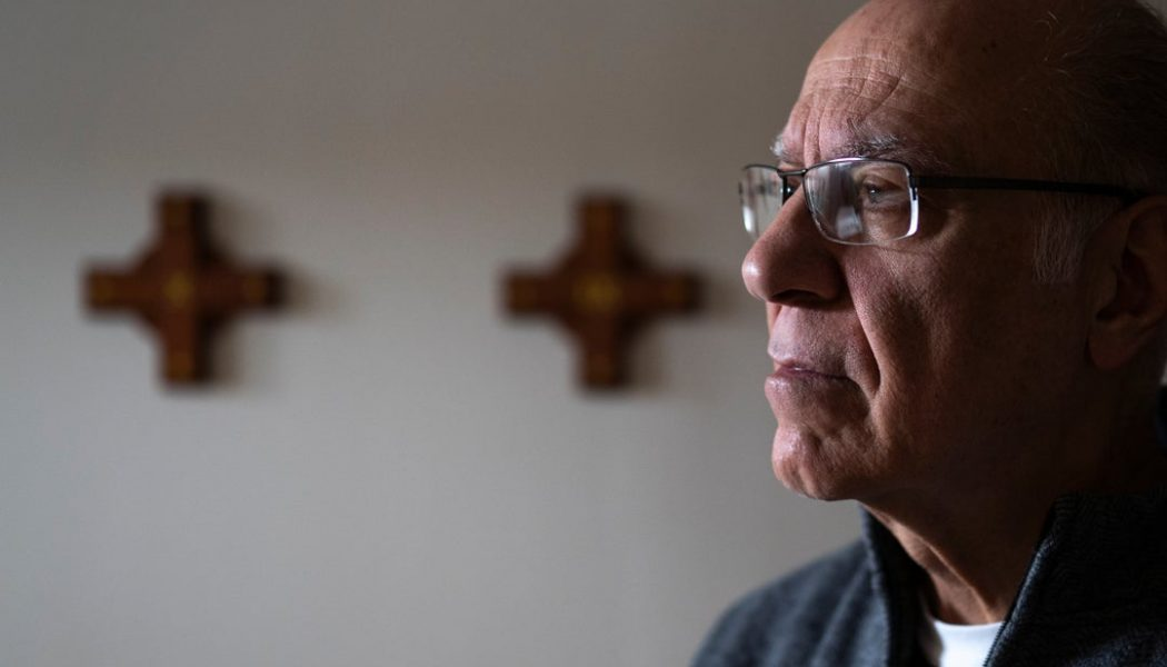 'She framed me' — Father Eduard Perrone wins $125K from cop for defamation…