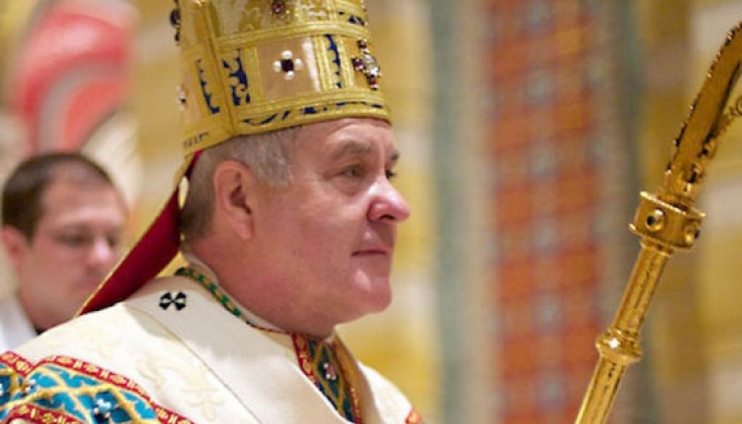 St. Louis Archbishop Carlson: Christ welcomes and challenges those wrestling with gender identity…