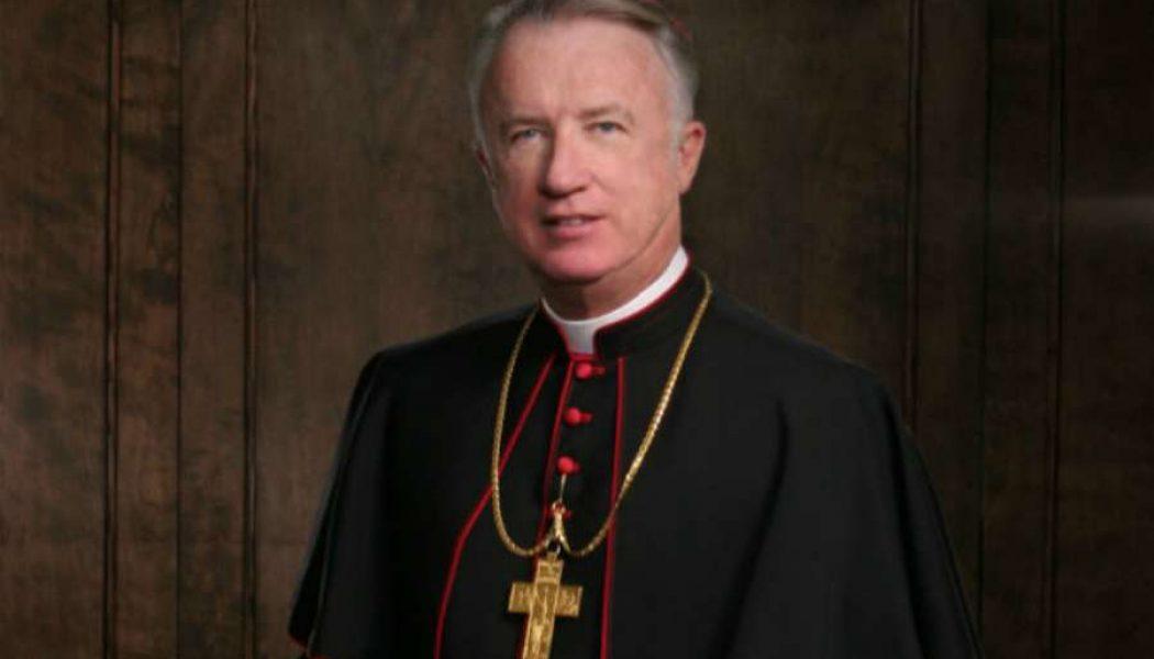West Virginia's Catholic bishop says emeritus Bishop Bransfield not in contact…