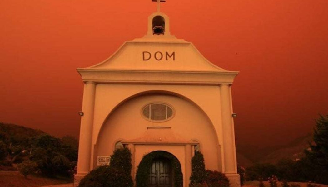 Wildfires wreaking 'profound damage' in multiple California Catholic dioceses…