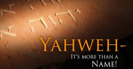 """Yahweh"" 10 Meanings"