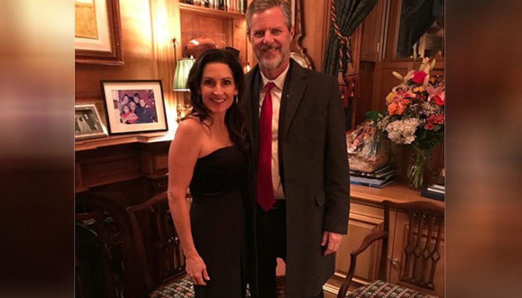 Battle With Depression Due to Wife's Affair; Jerry Falwell Jr. Reveals