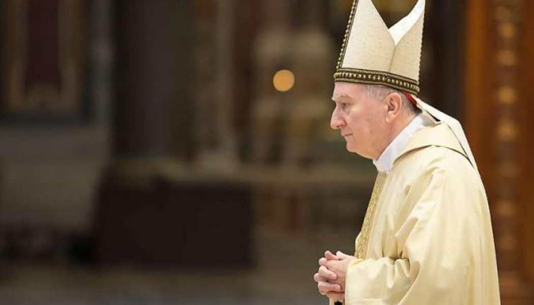 Cardinal Parolin: Vatican and China have 'common intentions' to renew agreement…
