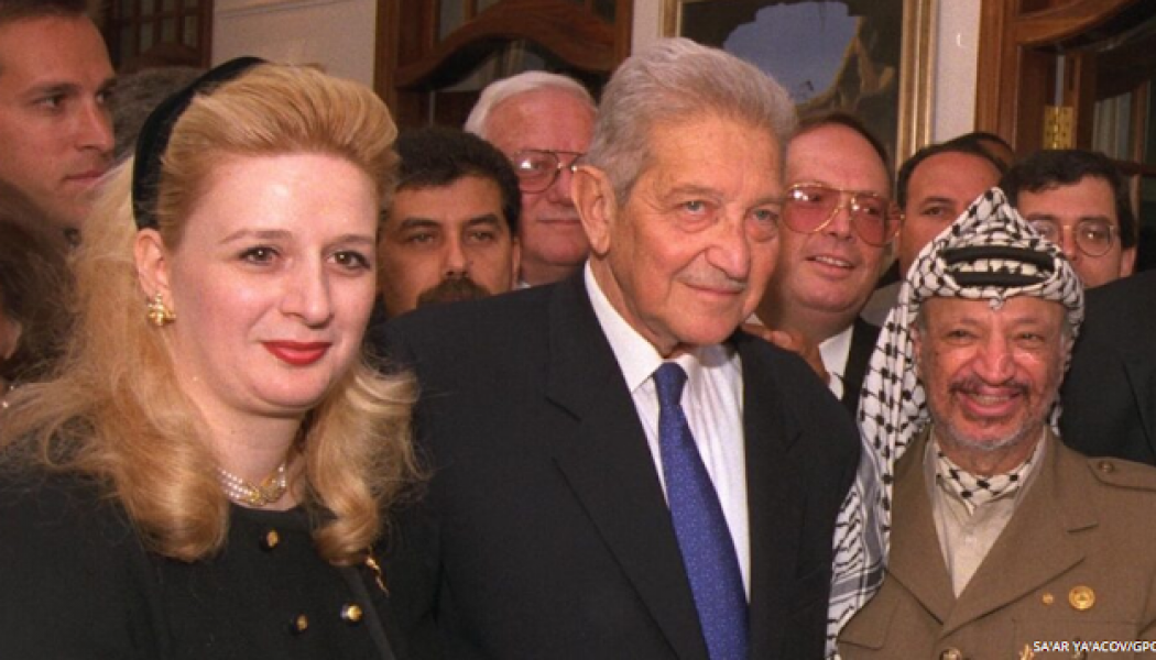 Even Arafat's Wife Accepts Israel-UAE Normalization