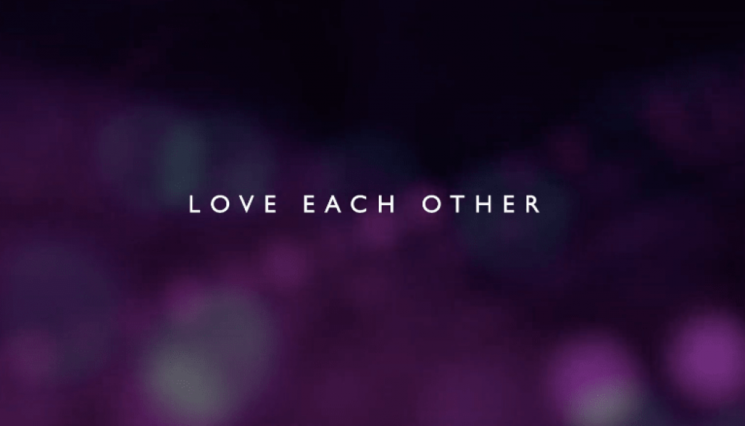 Graham Kendrick – Love Each Other