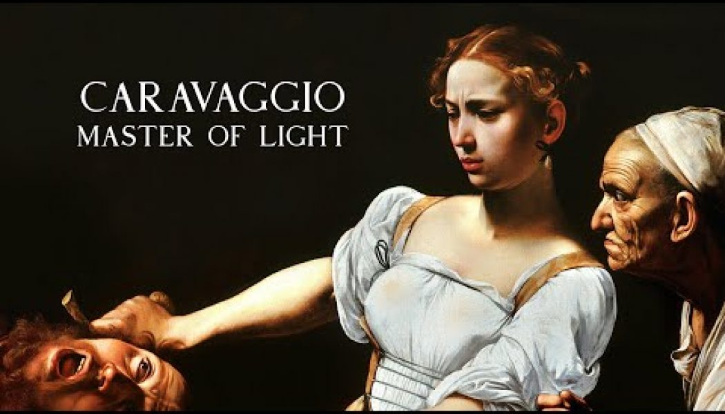 Imagine seeing this Caravaggio painting for the first time in 1605…
