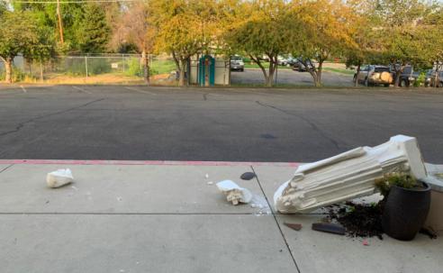 St. Thérèse statue beheaded, church robbed and vandalized at Catholic parish in Utah…
