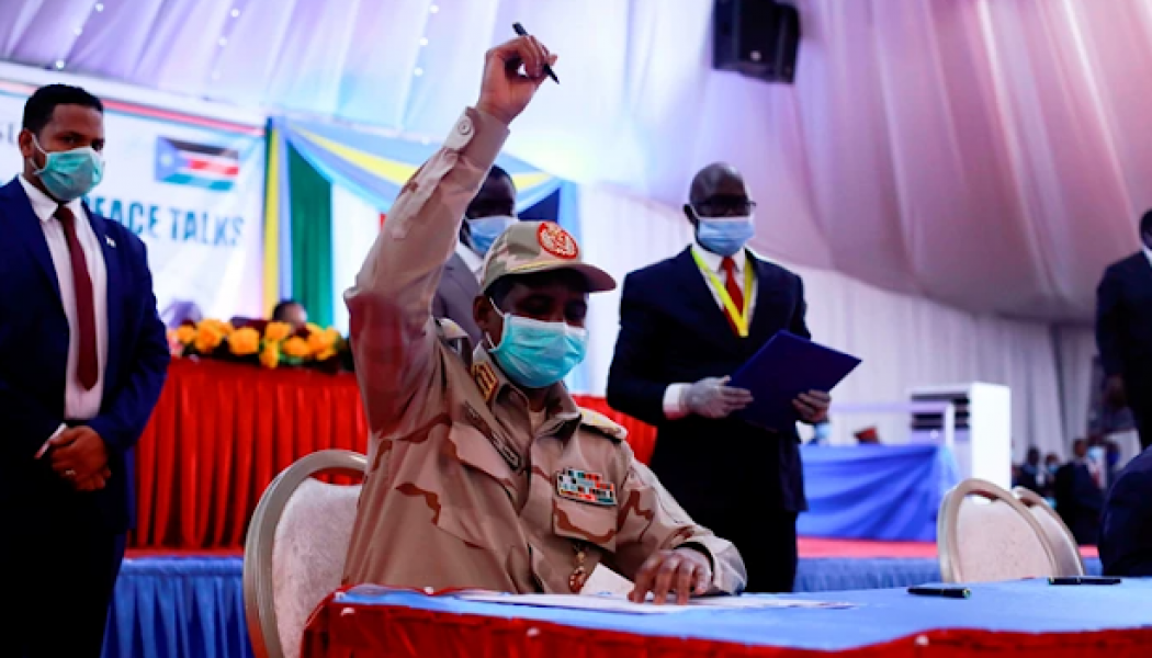 Sudan Agrees with Rebels to Remove Islam as State Religion