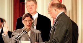 Supreme Court Justice Ruth Bader Ginsburg dies at 87…