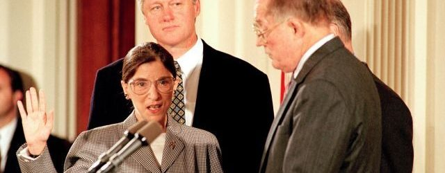 Supreme Court Justice Ruth Bader Ginsburg dies at 87…