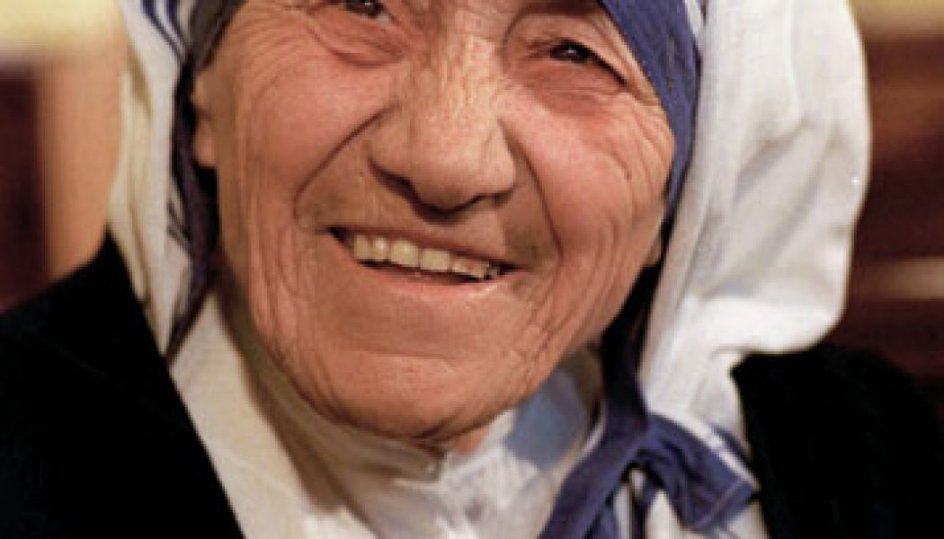 The day I met Mother Teresa…