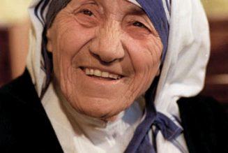 The day I met Mother Teresa…
