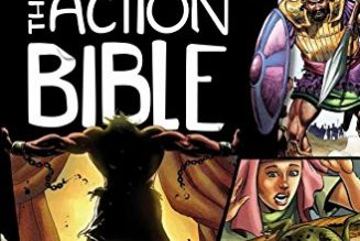 Top 5 Bible comic books for Christians…