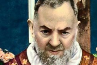 We can't imitate people like Padre Pio and Mother Seton, but we can follow in their footsteps…