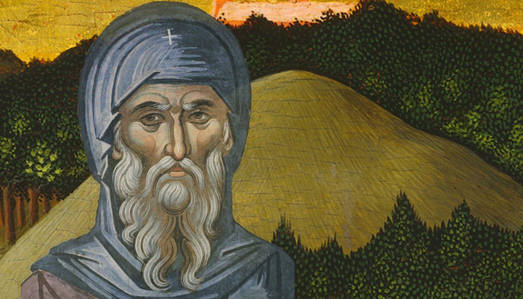 Who were the Desert Fathers?