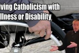 3 ways Catholics can welcome people with disabilities — and 4 attitudes to help us handle the challenges…