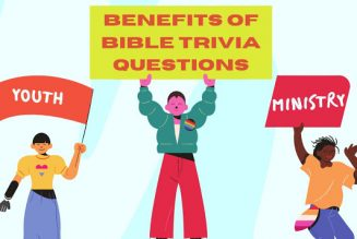 4 Benefits of Bible Trivia Questions in Youth Ministry